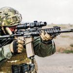SWSO 2015 Wilson Combat Recon SR Tactical field