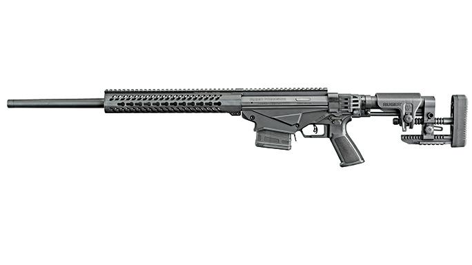 SWSO 15 Ruger Precision Rifle left