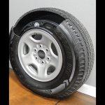 Texas Armoring Run-flat tires