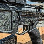 Custom 6.5 Creedmoor Tactical Weapons controls