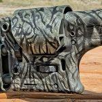 Custom 6.5 Creedmoor Tactical Weapons stock