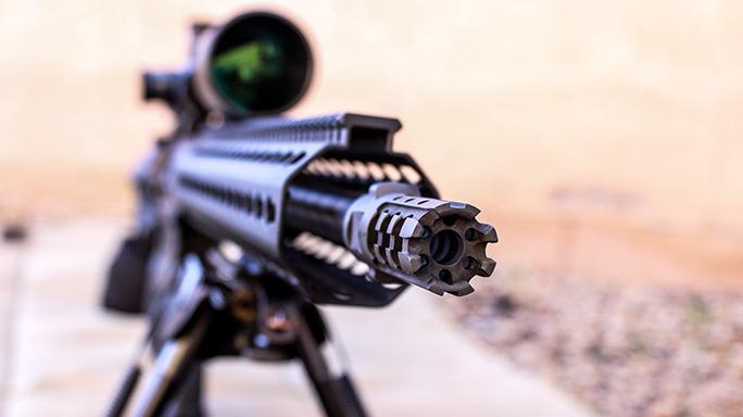 Grey Ghost Specter Heavy Rifle barrel