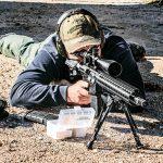 Grey Ghost Specter Heavy Rifle lead