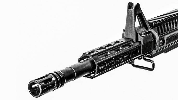 Tactical Weapons 2015 Ergo KeyMod Forward Rail