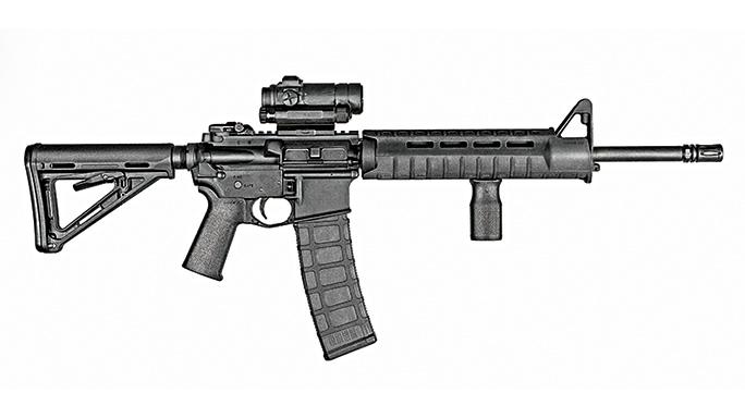 Tactical Weapons 2015 Magpul MOE M-LOK