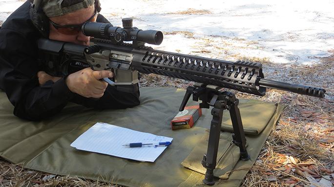 Patriot Ordnance 5.56mm ReVolt Rifle lead