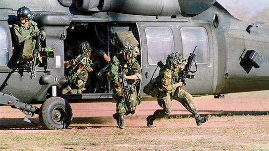 U.S. Troops captured Panama dictator Manuel Noriega.