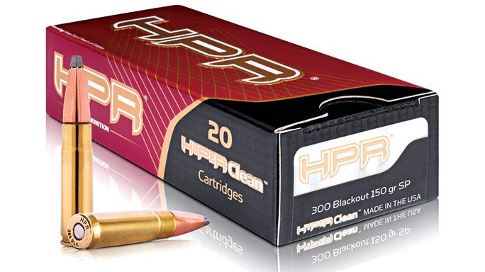 HPR 150-grain 300 BLK SP
