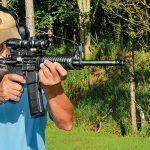 AR 2016 Ruger AR-556 Rifle field