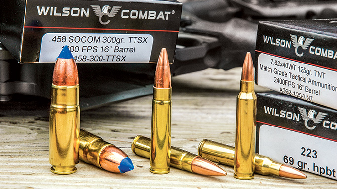Wilson Combat Hog Hunting ammo
