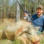 Wilson Combat Hog Hunting hog