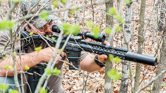 Wilson Combat Hog Hunting lead