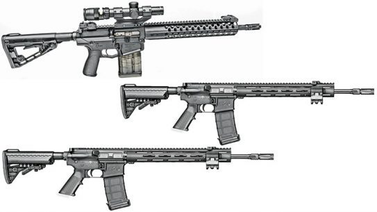 Lightweight ARs: 5 Ultra-Lightweight 5.56mm Rifles To Consider