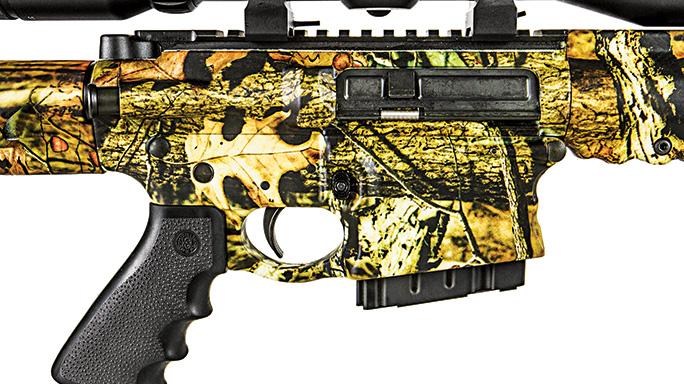 Remington R-25 GII receiver