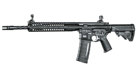 LWRC Six8 AR Rifle lead