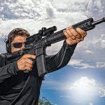 Test Lewis Machine & Tool SLK8 Rifle lead