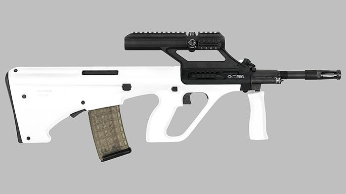Steyr Arms White AUG A3 M1 Rifle