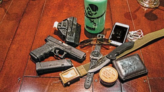Mike Lamb Names Everyday Carry lead