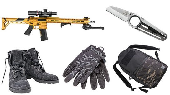 8 Pieces of Gear From the Cover of BALLISTIC Winter 2016