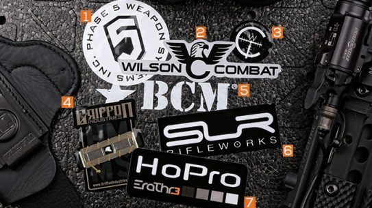 Sticker Schwag: 7 New Decals For Your Firearms