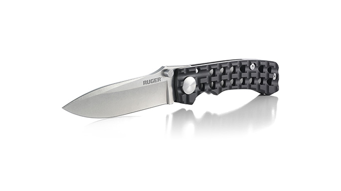 CRKT Ruger knives GO-N-HEAVY