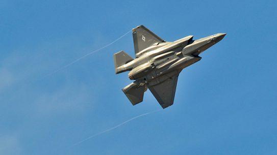 F-35A Lightning II video