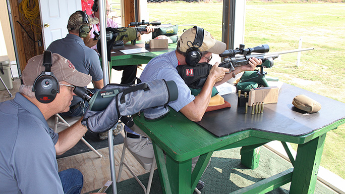 Hornady ELD Expanding Rifle Ammo range