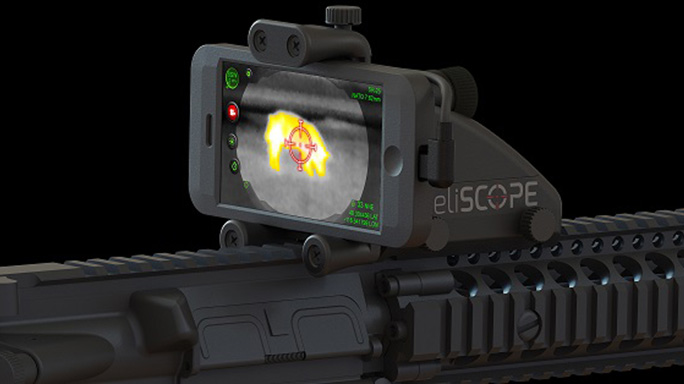 Inteliscope Announces PRO+ Rifle Mount