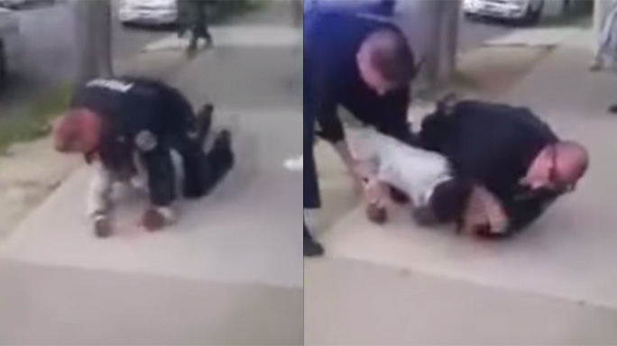 Buffalo Police Viral Video Suspect