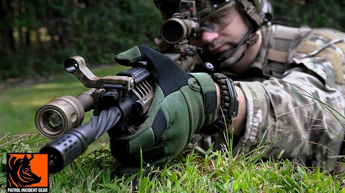 Patrol Incident Gear PIG FDT Bravo FR Gloves