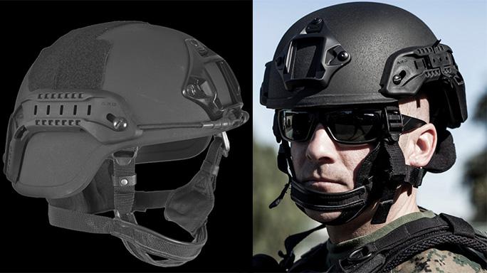 Chase Tactical Striker ACH IIIA Combat Helmet