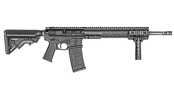 Test DRD Tactical CDR-15 Rifle lead