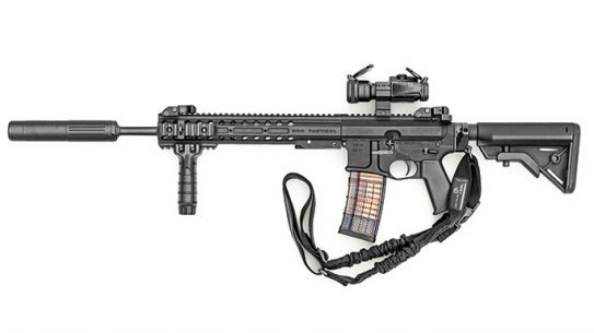 Test DRD Tactical CDR-15 Rifle solo