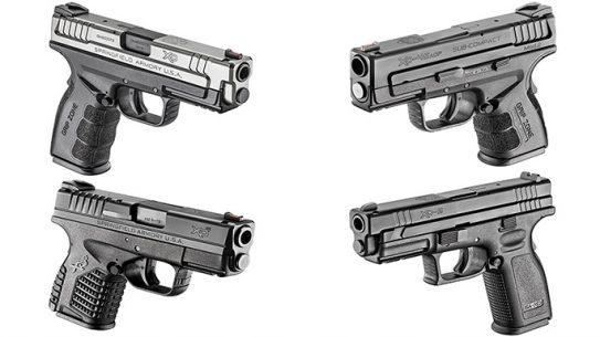 Xceptional XDs: 12 of Springfield's Best XD Handguns