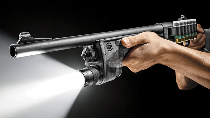 12 Gauge Shotgun SureFire DSF Forend WeaponLights