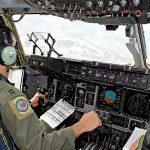 C-17 Globemaster III cockpit