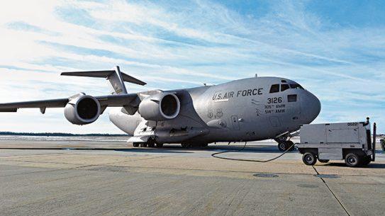 C-17 Globemaster III lead