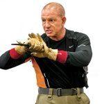 Chris Caracci training solo