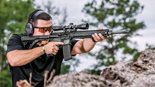 Daniel Defense MK12 Rifle lead