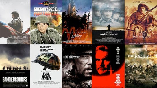 Top 20 American War Movies of All Time