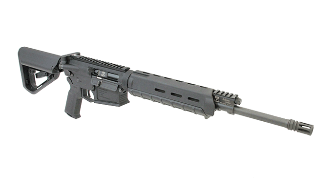 New Rifles Adams Arms Patrol Enhanced