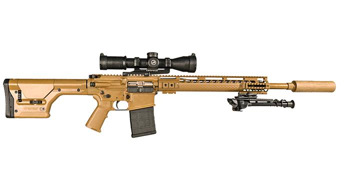 New Rifles Armalite AR-10 PRC308