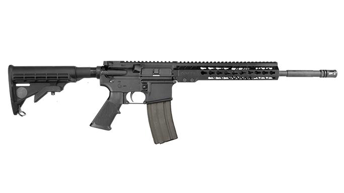 New Rifles Armalite M-15 Light Tactical Carbine