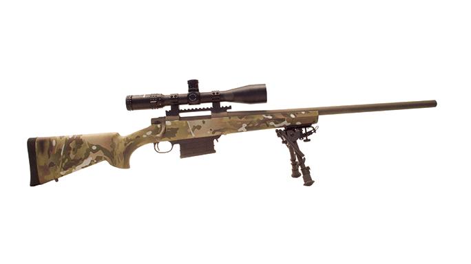 New Rifles Howa MultiCam Targetmaster