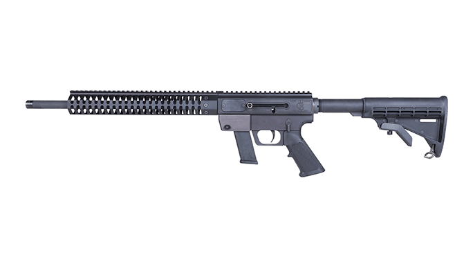 New Rifles Just Right Carbines .357 SIG