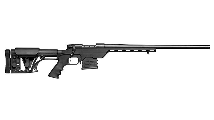 New Rifles Weatherby Vanguard Modular Chassis Rifle
