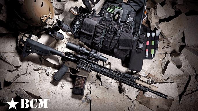 Bravo Company 300 Blackout Line Carbines gear