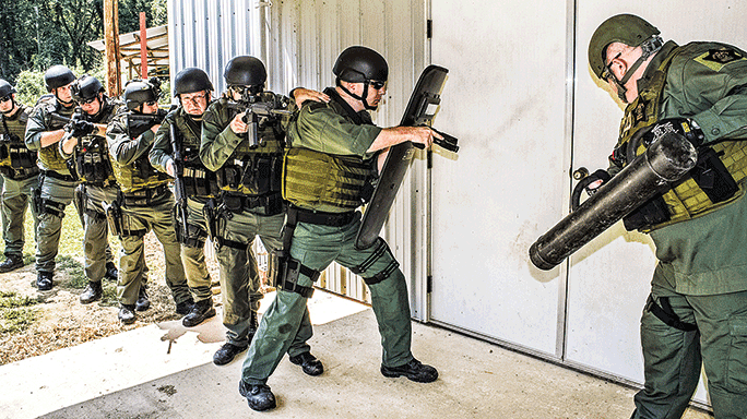 Important Tips Firearms Instructors breach