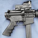 Rock River Arms LAR-40 CAR A4 controls