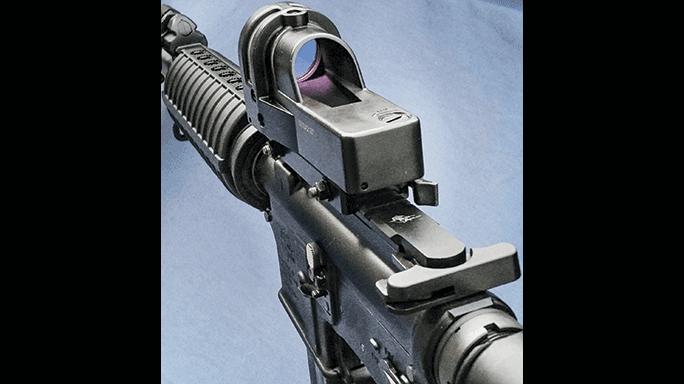 Rock River Arms LAR-40 CAR A4 optics